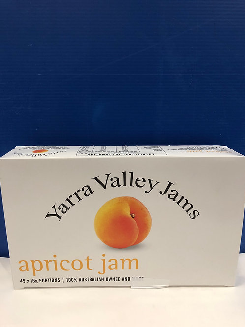 Jam Portions Apricot 45x16g