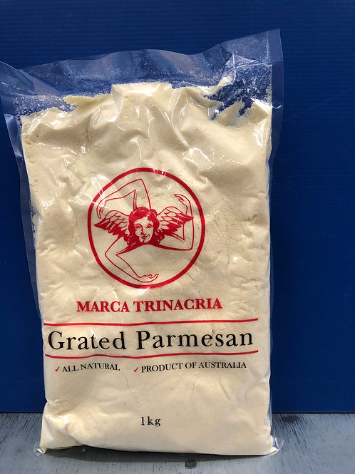 Cheese Parmesan Grated 1kg