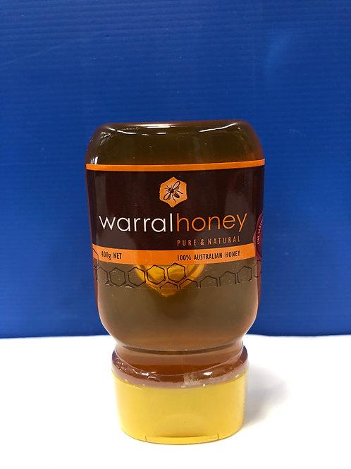 Honey Squeeze Pure Aust 400g