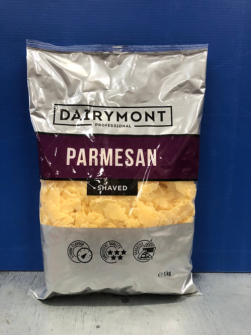 Cheese Parmesan Shaved 1kg