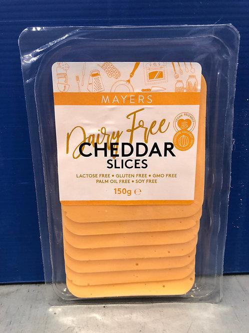 Cheese Slices Vegan 200g {10 Slices}
