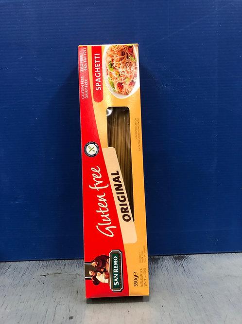 Pasta Spaghetti Gluten Free 350g
