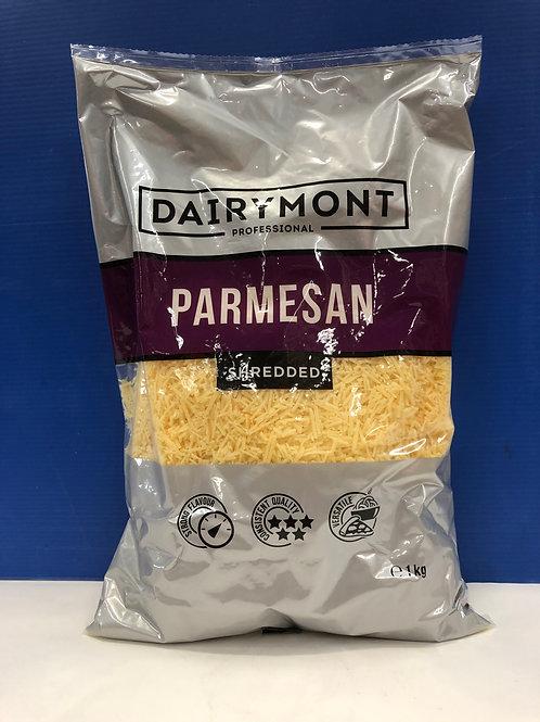 Shredded Parmesan 1kg