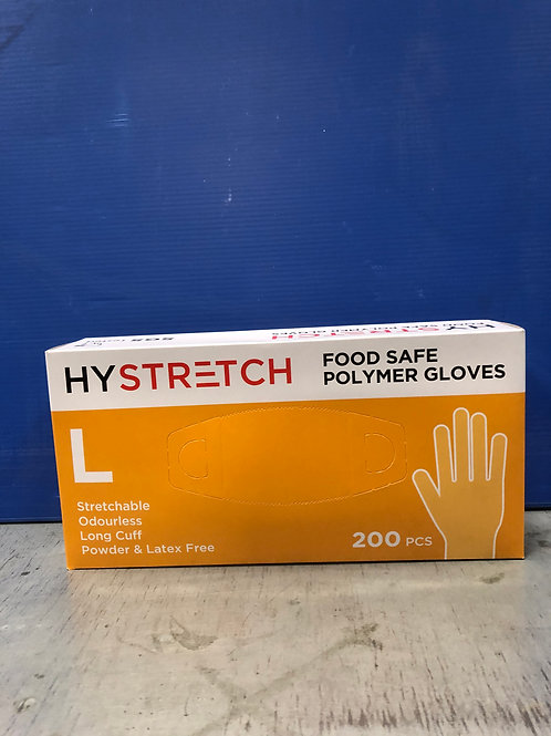Gloves Powder Free Large 200s{Limit3}