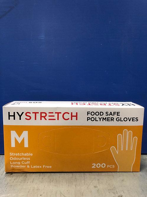 Gloves Powder Free Medium 200s  {Limit 3 }