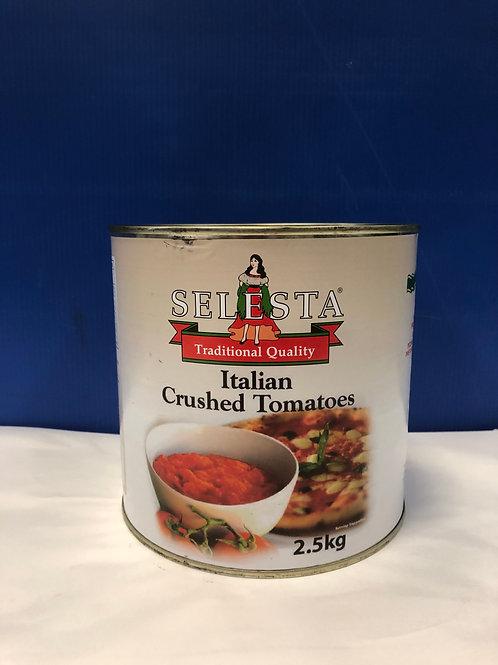 Tomato Crushed Italian 2.5k