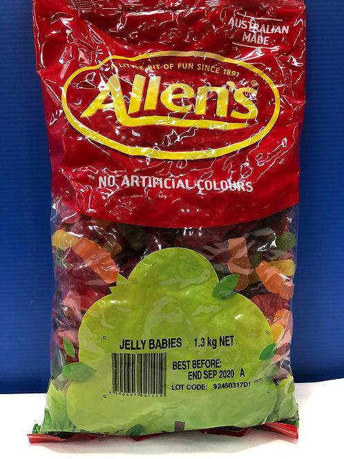 Jelly Babies Allens 1.3k