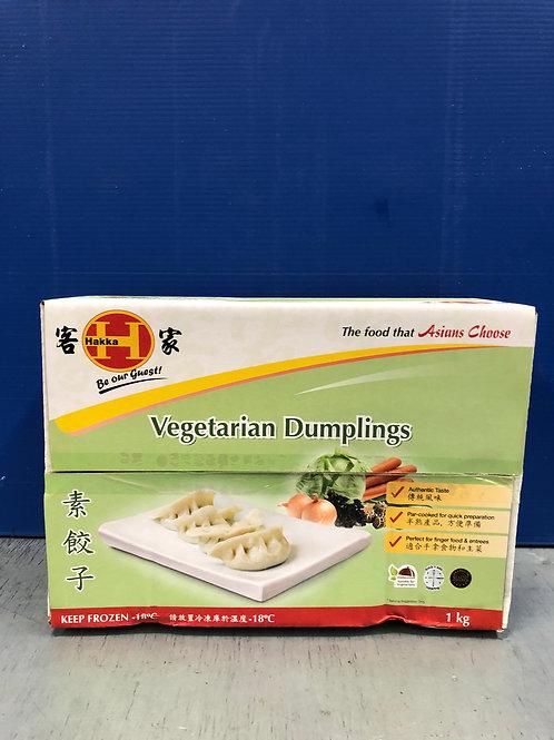 Dumplings Vegetarian 50x20g