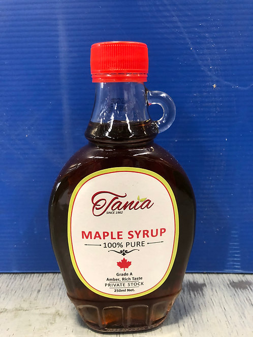 Syrup Pure Maple 250ml