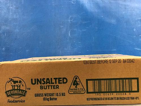 Butter Unsalted Bulk Australian 10k