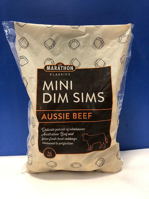 Dim Sims Mini Beef 60's