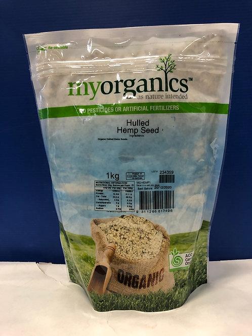 Hemp Seeds 1kg