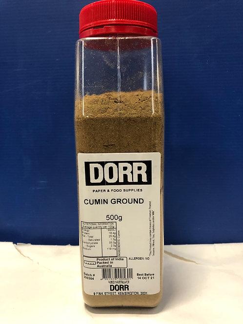 Ground Cumin 500g  Cylinder