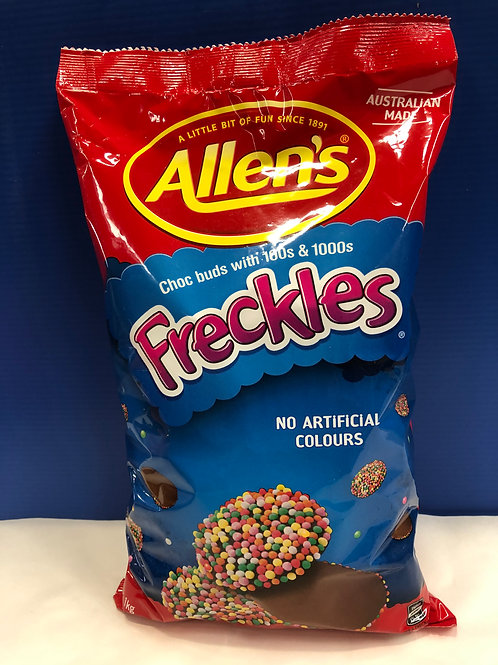 Freckles Allens 1k