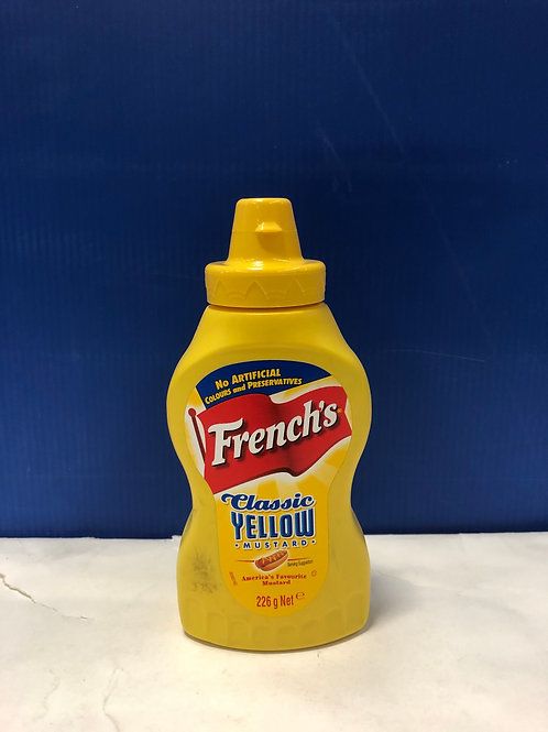Mustard Yellow Frenchs 226g