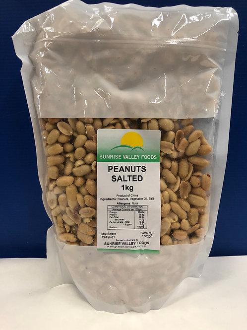 Peanuts Salted 1k