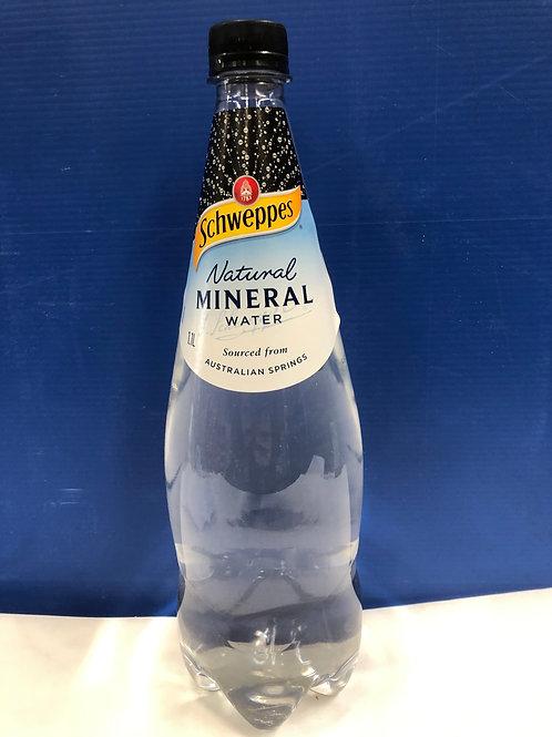 Water Mineral Sparkling Schweppes 12x1.1lt