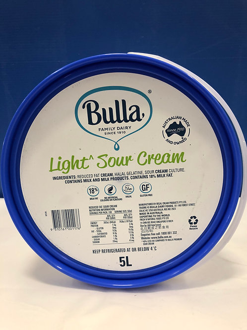 Sour Light Cream 2lt  {New Size 2lt}