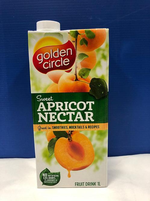 Apricot Nectar G/C 1lt
