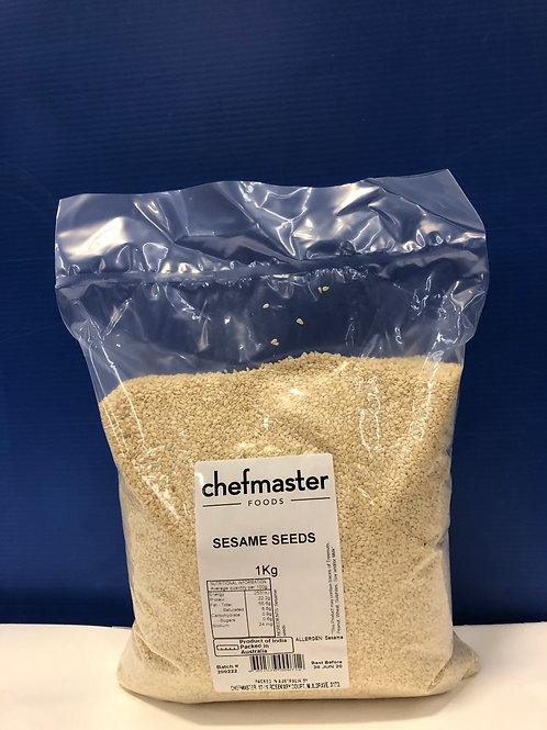 Sesame Seeds White 1kg