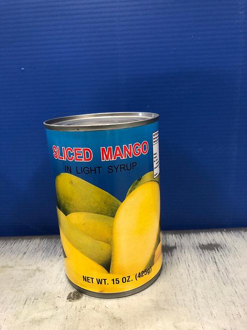Sliced Mangoes 425g