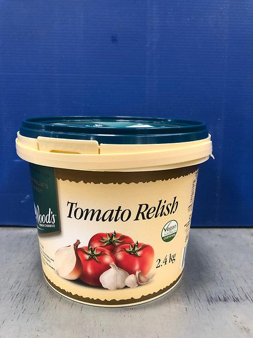 Tomato Relish Woods 2.4k