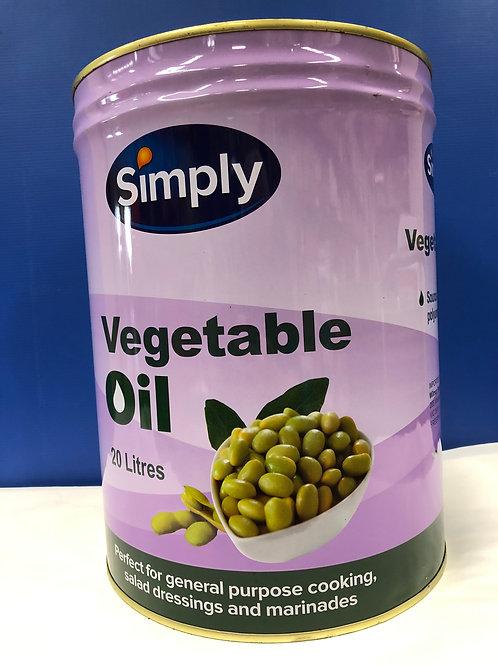 Oil Vegetable 20lt