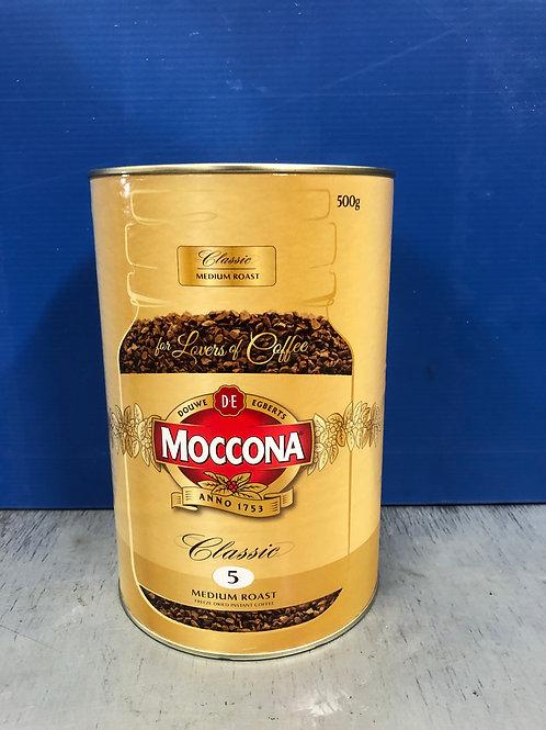 Coffee Moccona Mild Roast 500g