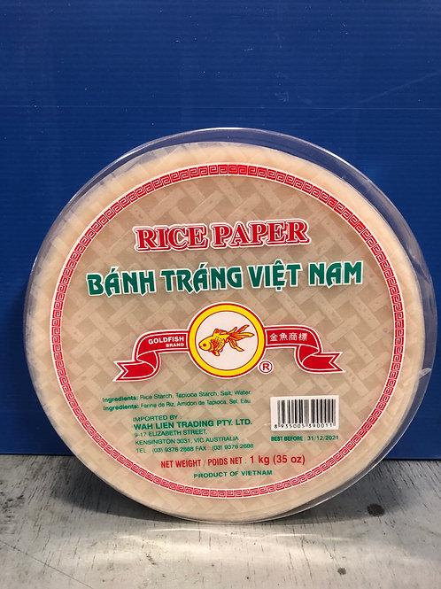 Rice Paper Round 22cm 1kg