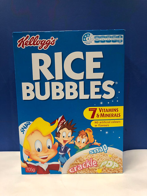 Rice Bubbles 705g