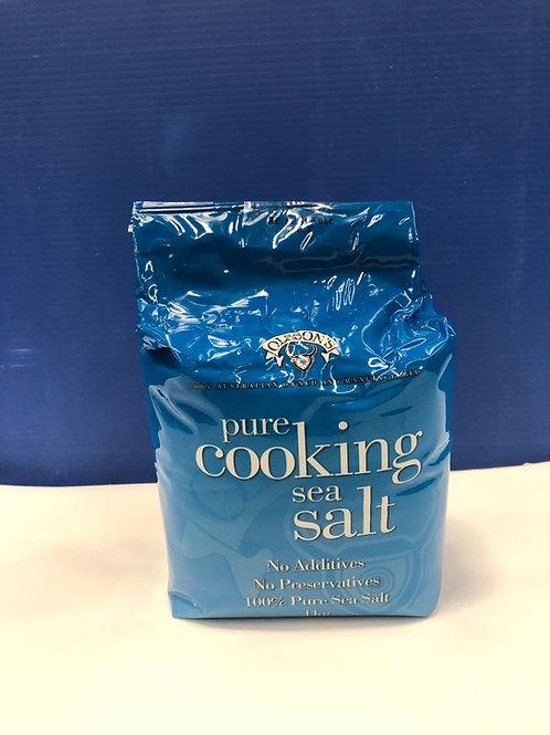 Salt Cooking 1k