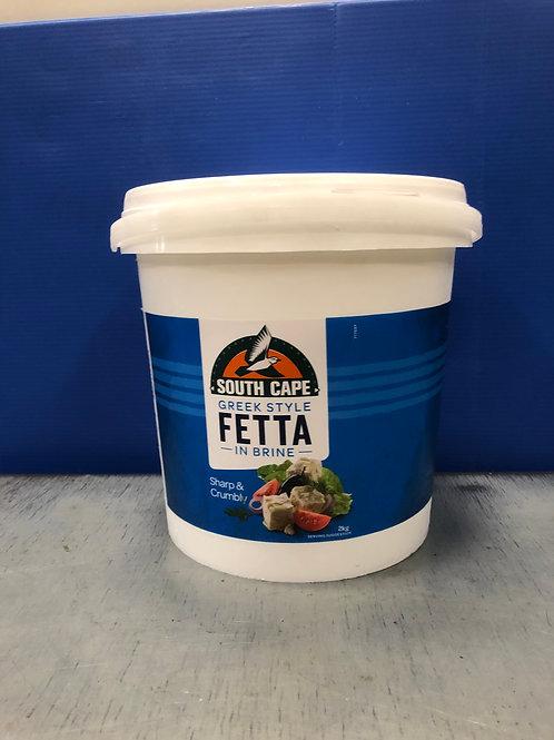 Fetta Cheese Greek 2kg
