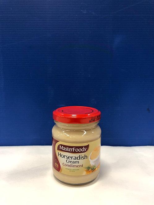 Horseradish Cream M/F 175g