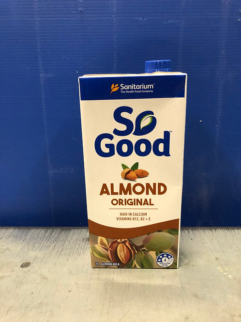 Milk Almond Long Life  1lt
