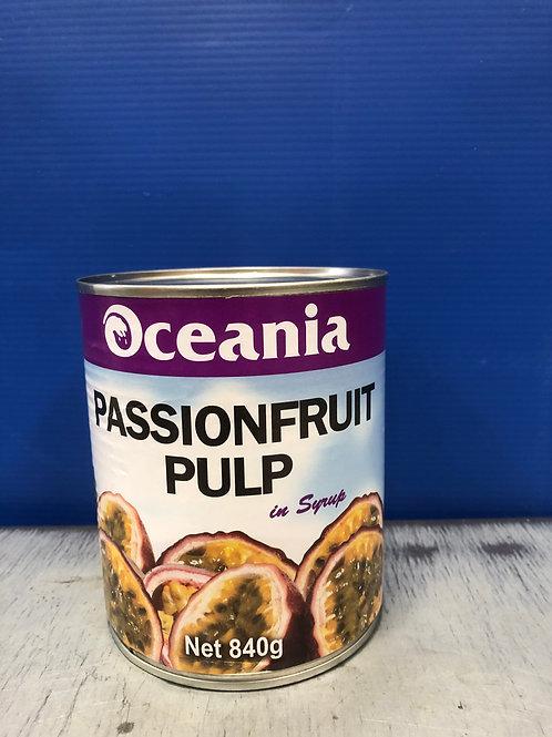 Passionfruit Pulp 840g
