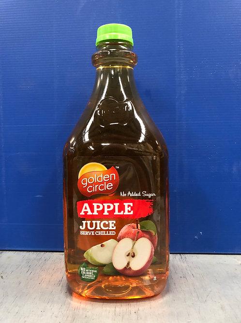 Apple Juice 2lt