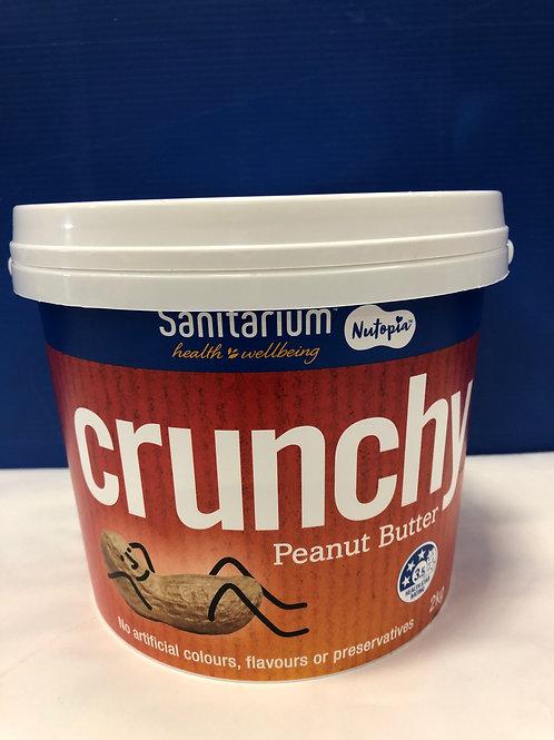 Peanut Butter Crunchy Sanitarium 2k