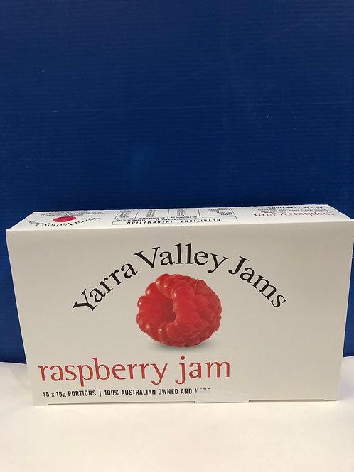 Jam Portions Raspberry 45x16g
