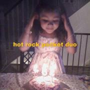 Paris - hot rock pocket duo