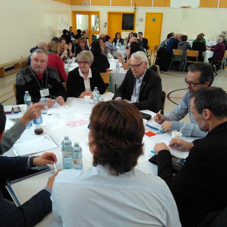 Bilan positif du Forum de relance et de développement de Cloridorme
