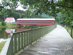 Pont Galipeau de Grande-Vallée