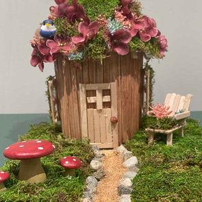 Model - Fairy Hut
