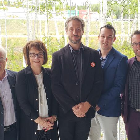 La MRC de La Côte-de-Gaspé présente ses priorités aux candidats en élection