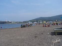 La plage municipale