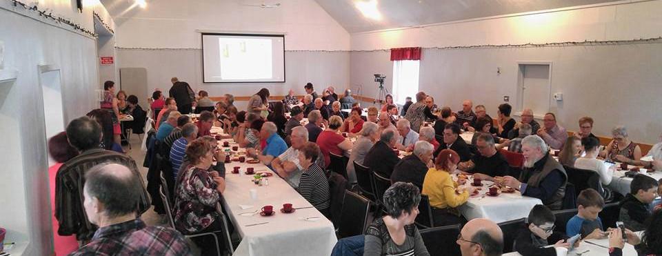 Activité pour les aînés à Cloridorme