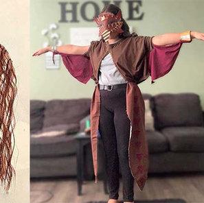 Mask & Costume