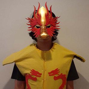 Mask & Shirt