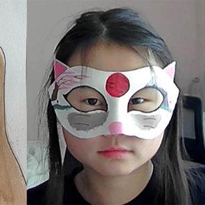 Mask & Hair Design