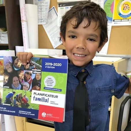 Planificateur familial en mode numérique