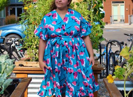 A Mid-summer Night Dream Dress